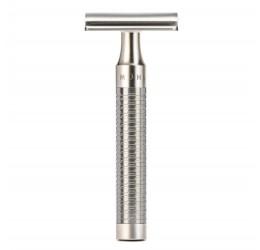 Muhle Rocca R94 Pure Matt Stainless Steel DE Razor