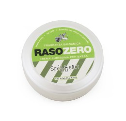 Rasozero Eucalyptus (Spiffero) Shaving Soap