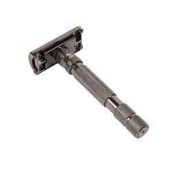 Rockwell Model T Adjustable Safety Razor Gunmetal
