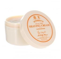 D R Harris Sandalwood Shaving Cream