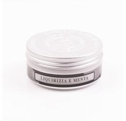 Saponificio Bignoli Liquorice & Mint Shaving Soap