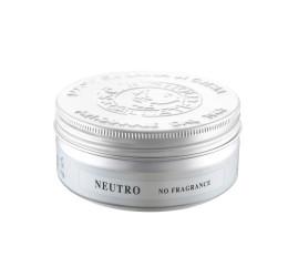 Saponificio Bignoli Neutral Shaving Soap (No Fragrance)