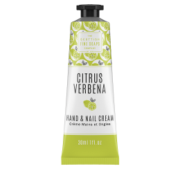 Scottish Fine Soaps Citrus Verbena Hand & Nail Cream 30ml