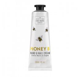 Scottish Fine Soaps Honey B Hand & Nail Cream 30ml