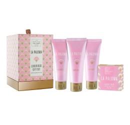 Scottish Fine Soaps La Paloma Luxurious Gift Set