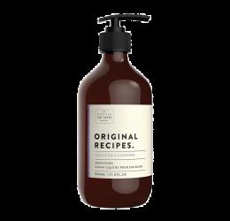 Scottish Fine Soaps Original Recipes Geranium & Lavender Hand Wash 500ml