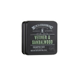 Scottish Fine Soaps Vetiver & Sandalwood Shampoo Bar 100g