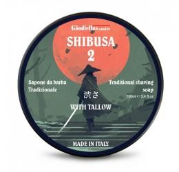 The Goodfellas' Smile Shibusa 2 Shaving Soap 100ml