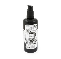 Solomon's Beard Black Pepper Beard Soap
