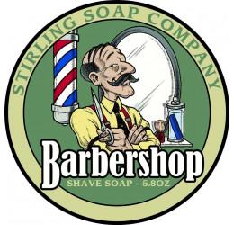 Stirling Soap Company Barbershop Shave Soap 164g