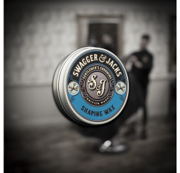 Swagger & Jacks Shaping Wax 100ml