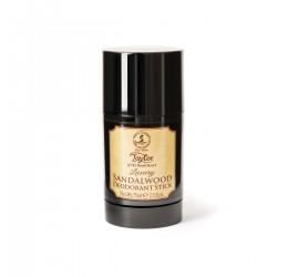 Taylor of Old Bond Street Luxury Sandalwood Deodorant Stick (75ml)