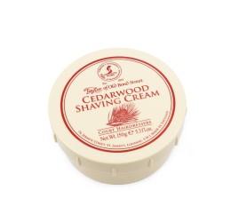 Taylor of Old Bond Street Cedarwood Shaving Cream (150g Tub)