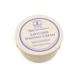 Taylor of Old Bond Street Lavender Shaving Cream (150g Tub)