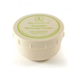 Taylor of Old Bond Street Avocado Shaving Cream Tub 150g