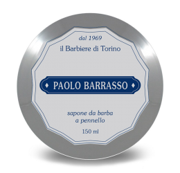 Tcheon Fung Sing Paolo Barrasso Shaving Soap