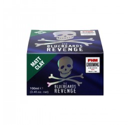 The Bluebeards Revenge Matt Clay 100ml carton