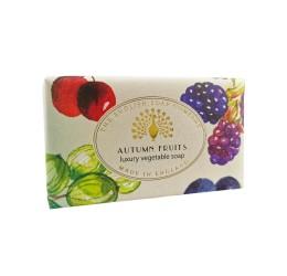 The English Soap Company Vintage Autumn Fruits Soap Bar 200g