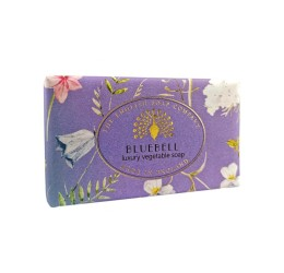 The English Soap Company Vintage Bluebell Soap Bar 200g