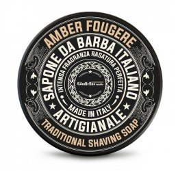 The Goodfellas' Smile Amber Fougere Shaving Soap