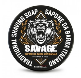 The Goodfellas' Smile Savage Shaving Soap