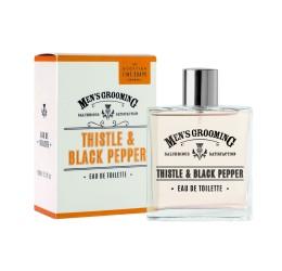 Scottish Fine Soaps Thistle & Black Pepper Eau de Toilette (100ml)