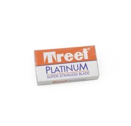 Treet Platinum Super Stainless DE Razor Blades