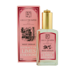 Geo F Trumper Extract of West Indian Limes Cologne Atomiser Spray 50ml