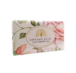The English Soap Company Vintage Rose Soap Bar 200g