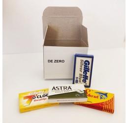 DE Blade Sample Pack - Zero Waste